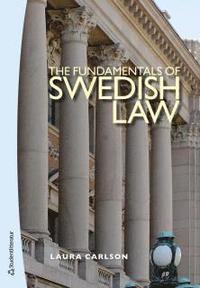 bokomslag Fundamentals of swedish law