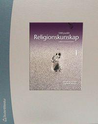 bokomslag Mittpunkt Religionskunskap 1 Lärarpaket - Digitalt + Tryckt