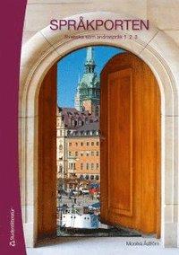 bokomslag Språkporten 1, 2, 3 - Elevpaket (Bok + digital produkt) - Svenska som andraspråk 1,2 och 3