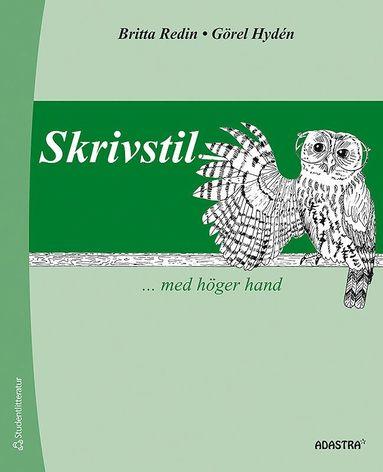 bokomslag Skrivstil ... med höger hand