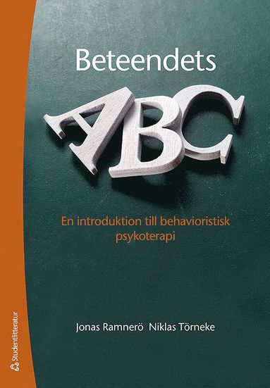 bokomslag Beteendets ABC : en introduktion till behavioristisk psykoterapi