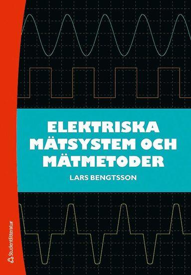 bokomslag Elektriska mätsystem och mätmetoder