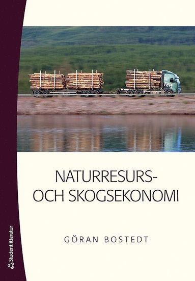 bokomslag Naturresurs- och skogsekonomi