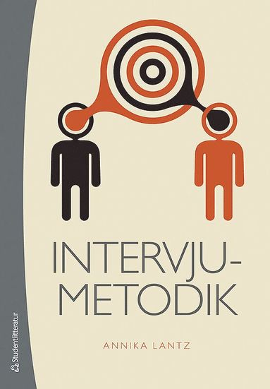 bokomslag Intervjumetodik