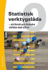 bokomslag  Statistisk verktygslåda 0 - att förstå och förändra världen med siffror (bok + digital produkt)