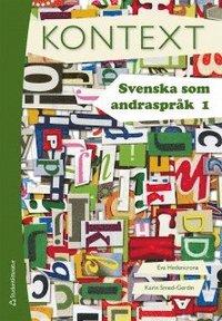 bokomslag Kontext. Svenska som andraspråk 1