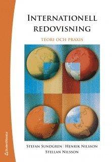 bokomslag Internationell redovisning : teori och praxis