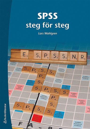 bokomslag SPSS steg för steg