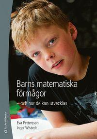 bokomslag Barns matematiska förmågor - - och hur de kan utvecklas