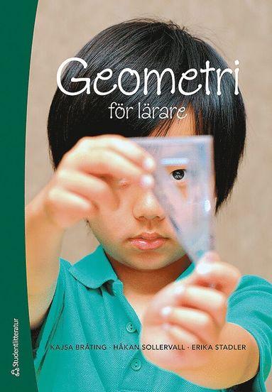 bokomslag Geometri för lärare