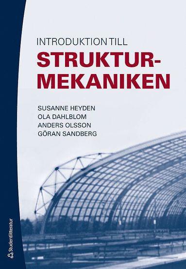 bokomslag Introduktion till strukturmekaniken