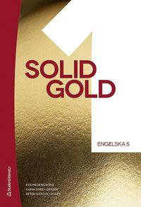 bokomslag Solid Gold 1 Elevpaket (Bok + digital produkt)