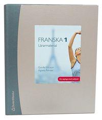 bokomslag Franska 1 Lärarmaterial med digital del