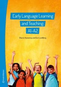 bokomslag Early language learning and teaching: A1-A2