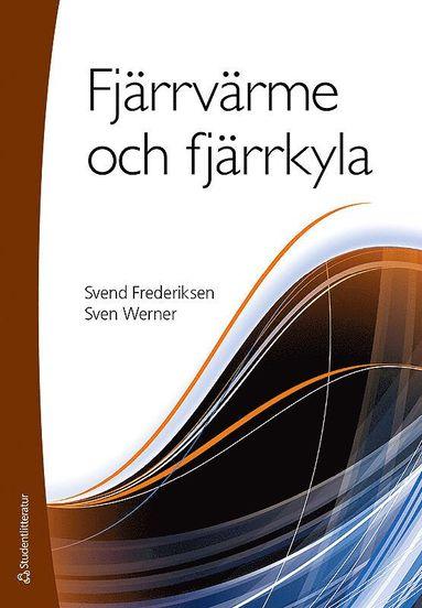 bokomslag Fjärrvärme och fjärrkyla