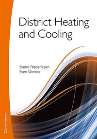 bokomslag District heating & cooling
