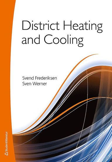 bokomslag District Heating and Cooling