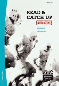bokomslag Read & Catch Up Interactive Elevpaket - Digitalt + Tryckt - Inför engelska 5