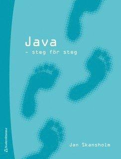 bokomslag Java : steg för steg