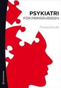 bokomslag Psykiatri för primärvården