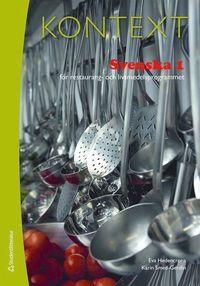 bokomslag Kontext 1 Restaurang- och livsmedelsprogrammet
