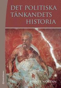 bokomslag Det politiska tänkandets historia
