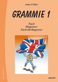 bokomslag Grammie 1 Facit med diagnoser