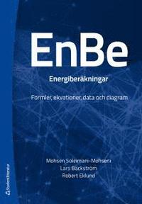 bokomslag EnBe - energiberäkningar : formler, ekvationer, data och diagram