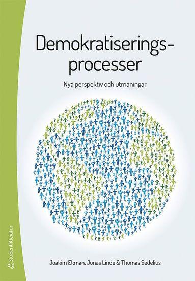 bokomslag Demokratiseringsprocesser : nya perspektiv och utmaningar