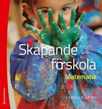 bokomslag Skapande förskola - Matematik