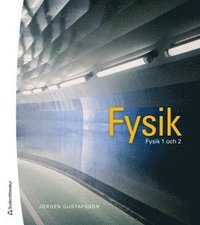 bokomslag Fysik - Fysik 1 och 2