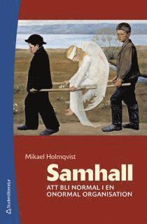 bokomslag Samhall : att bli normal i en onormal organisation