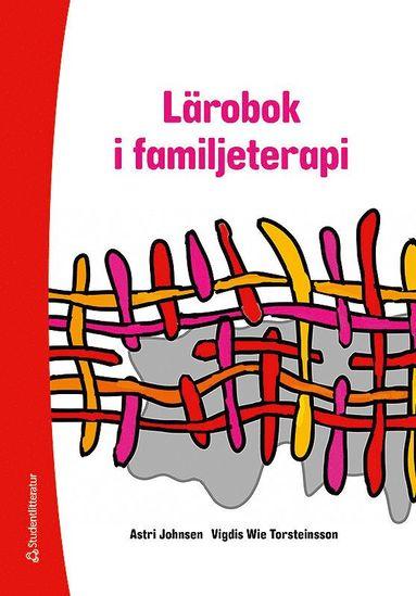 bokomslag Lärobok i familjeterapi