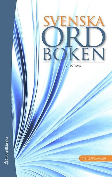 bokomslag Svenska ordboken