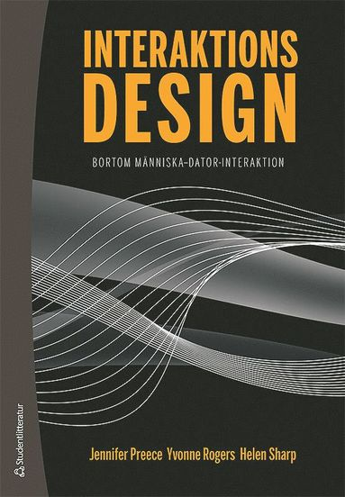 bokomslag Interaktionsdesign