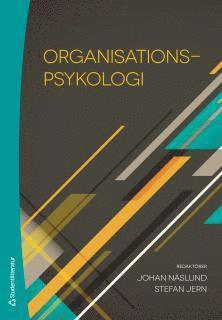 bokomslag Organisationspsykologi