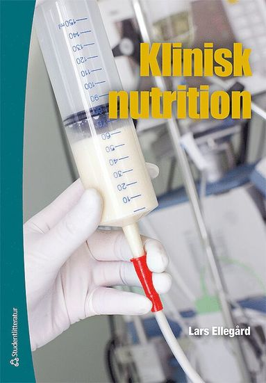 bokomslag Klinisk nutrition