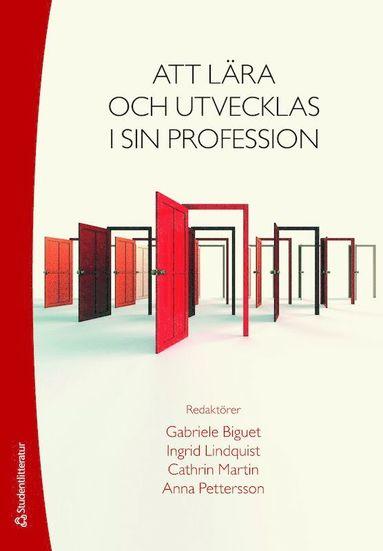 bokomslag Att lära och utvecklas i sin profession