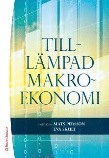 bokomslag Tillämpad makroekonomi