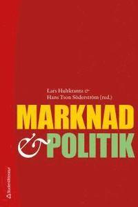 bokomslag Marknad och politik