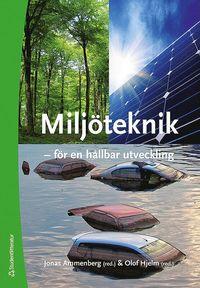 bokomslag Miljöteknik : för en hållbar utveckling