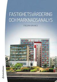 bokomslag Fastighetsvärdering och marknadsanalys