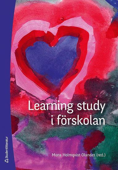bokomslag Learning study i förskolan