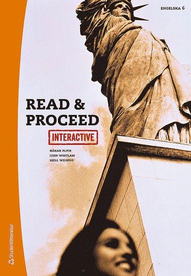 bokomslag Read & Proceed Interactive Elevpaket - Digitalt + Tryckt - Engelska 6