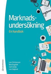 bokomslag Marknadsundersökning : en handbok