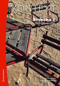 bokomslag Kontext 1 Barn- och fritid Elevpaket (bok + digital produkt) : för barn- och fritidsprogrammet