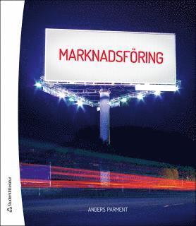 bokomslag Marknadsföring