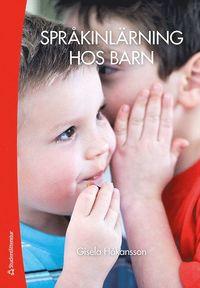 bokomslag Språkinlärning hos barn