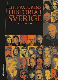 bokomslag Litteraturens historia i Sverige