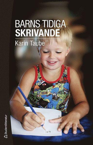 bokomslag Barns tidiga skrivande
